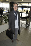 Actor Gary Oldman at LAX airport,CA USA Royalty Free Stock Photography