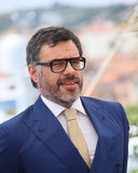 Actor Jemaine Clement at the photocall. CANNES, FRANCE - MAY 14, 2016: Actor Jemaine Clement at the photocall `The BFG` at the 69th Festival de Cannes Royalty Free Stock Images