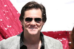Actor Jim Carrey Royalty Free Stock Image