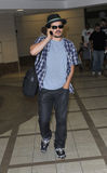 Actor John Leguizamo is seen at LAX Stock Photography