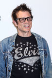 Actor Johnny Knoxville Stock Photography
