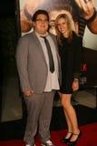 Actor Jonah Hill and Jordan Klein #2 Royalty Free Stock Photos