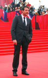 Actor Kirill Safonov at Moscow Film Festival Stock Image