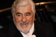 Actor  Mario Adorf Royalty Free Stock Image