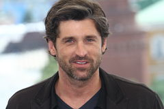 Actor Patrick Dempsey Stock Image