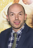 Actor Paul Scheer Royalty Free Stock Photos