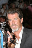 Actor Pierce Brosnan Royalty Free Stock Photos