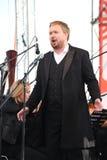 Actor popular ruso, pinkhasovich de Boris del cantante de la ópera, barítono, estrella del teatro de Mikhailovsky, Rusia en la et Fotos de archivo