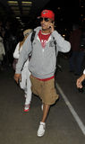 Actor/rapper T.I. is seen at LAX Stock Photography