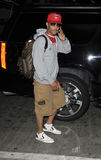 Actor/rapper T.I. is seen at LAX . August Stock Images