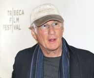 Richard Gere at the Premiere of `It Takes a Lunatic` at the 2019 Tribeca Film Festival stock images