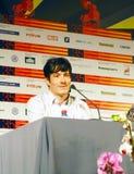 Actor Sebastian Ledesma Stock Photo