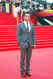 Actor Sergey Astakhov at Moscow Film Festival Stock Photos
