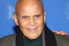 Actor and singer Harry Belafonte Royalty Free Stock Image