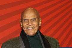 Actor and singer Harry Belafonte Stock Image