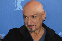 Actor Sir Ben Kingsley Stock Photos