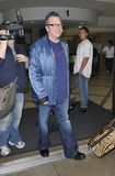 Actor and sports presenter Tom Arnold at LAX Stock Images