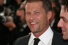 Actor Til Schweiger Royalty Free Stock Photography