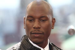 Actor Tyrese Gibson Royalty Free Stock Image