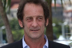 Actor Vincent Lindon Royalty Free Stock Photography