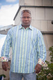 Actor  Ving Rhames. Stock Image