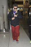 Actor Will Farrell is seen at LAX Stock Photos