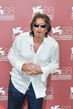 Actors Al Pacino. VENICE - SEPTEMBER 4: Actors Al Pacino poses at photocall during the 68th Venice Film Festival at Palazzo del Cinema in Venice, September 4 Stock Image