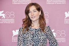 Actors Cristiana Capotondi Stock Photo