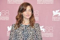 Actors Cristiana Capotondi Royalty Free Stock Photography