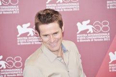 Actors Willem Dafoe Stock Photo