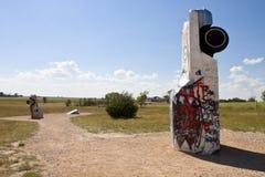 Actraction of carhenge,nebraska usa Stock Photo