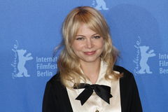 ACTRES Michelle Williams Lizenzfreies Stockbild