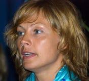 Actress Alena Babenko Stock Photos