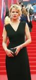 Actress Alexandra Rebenok at Moscow Film Festival Royalty Free Stock Photography