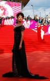 Actress Anastasiya Makeeva at XXXVI Moscow International Film Festival Royalty Free Stock Photo