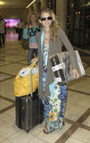 Actress Anna Lynne mcCord at LAX Stock Photography