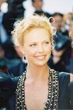 Actress Charlize Theron Royalty Free Stock Photography