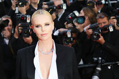 Actress Charlize Theron attends `The Last Face` Stock Image