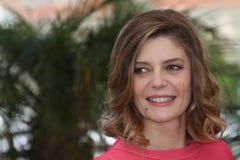 Actress Chiara Mastroianni Stock Photography