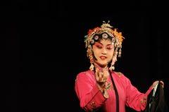 The  actress of China opera Royalty Free Stock Photo