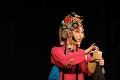 The  actress of China opera Stock Images