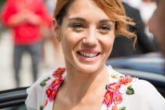 Actress Cristiana Dell'Anna Stock Image
