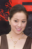 Actress Cristine Reyes. Picture of Asian Filipina actress Royalty Free Stock Images