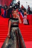 Actress Ekaterina Guseva at Moscow Film Festival Stock Photo