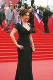 Actress Ekaterina Rednikova at Moscow Film Festival Royalty Free Stock Images