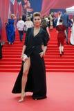 Actress Elena Podkaminskaya at Moscow Film Festival Royalty Free Stock Photography