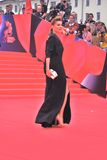 Actress Elena Podkaminskaya at Moscow Film Festival Royalty Free Stock Image