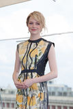 Actress Emma Stone Royalty Free Stock Photography