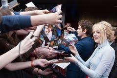 Actress Emma Stone Stock Photos