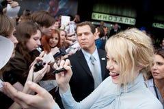 Actress Emma Stone Royalty Free Stock Photo